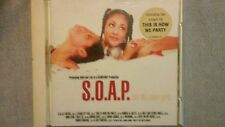 COLONNA SONORA - S.O.A.P.  (REMEE ZHIVAGO & JAN DEGNER). CD