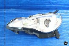 2013 SCION FR-S OEM LH DRIVER PROJECTOR HEADLIGHT ASSEMBLY FRS BRZ 4UGSE #8004