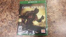 Dark Souls III 3 (Microsoft Xbox One, 2016) Brand New