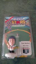 1995 PAUL MOLITOR MICRO STARS MLB COLLECTOR'S SERIES FIGURE - NEW