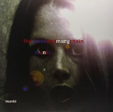 The Jesus and Mary Chain - Munki (2014)  180g Vinyl 2LP  NEW  SPEEDYPOST