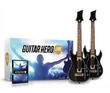 ACTIVISION-BLIZZARD - Guitar Hero Live - 2 Guitar Bundle Ps4