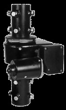 Alpha SPID-RAU Medium Duty ANTENNA worm-drive ROTATOR-rotators serio!
