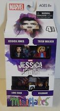 Diamond Select Marvel Netflix Jessica Jones 4 Pack Trish Luke Cage Kilgrave Set!