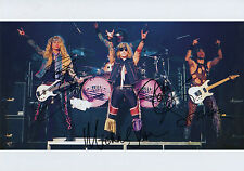 Steel Panther Autogramme signed 20x30 cm Bild
