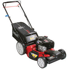 """Craftsman 7.25 163cc 21"""" Front Wheel Drive Self Propelled Lawn Mower 3in1 Mulch"""