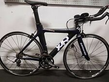 New in Box Full Carbon Quintana Roo Caliente Triathlon Bike - Size Small