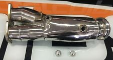 """STC STAINLESS STEEL DOWNPIPE 4""""  KAT  BMW E90 E82 E88 135 + 335 N55 1 Turbo"""