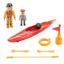 Fireman Sam Sea Rescue Mission Pack - inc Norman & Sam Figures NEW 2016