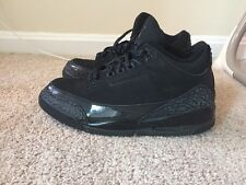 "Air Jordan III ""Black Cat"" Size 11"