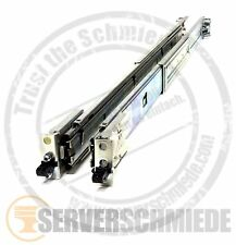 "IBM 19"" x3550 x3650 m4 perforados rack Rails plenamente extracto 00d3963 1he 1u"
