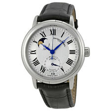 Raymond Weil Maestro Automatic Moon Phase Leather Mens Watch 2839-STC-00659