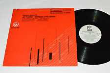 MONTREAL 1976 Olympic Games 10 Chansons Finalistes d'adieu Finalist Songs LP VG+