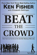 NEW Beat the Crowd by Kenneth L. Fisher Hardcover Book (English) Free Shipping