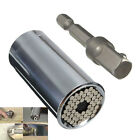 Universal Gator Socket Grip Adapter ETC-120A with Power Drill Adapter Tool New