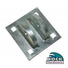 "DOCK HARDWARE 5"" X 5"" FEMALE CONNECTOR PART DH-TF"