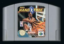 NBA Hang Time - Nintendo 64