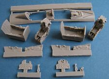 Pavla C72081 1/72 Resin cockpit set Sukhoi Su-15UM Flagon Trumpeter