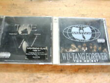 Wu Tang Clan [2 CD Alben] The W ( Gravel Pit ) + Forever