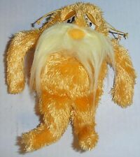"""Wholesale Lot of 12, 5-1/2"""" Dr. Suess's The Lorax Stuffed Toy, BRAND NEW"""