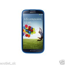 Genuine Griffin Reveal Case for Samsung Galaxy S4 - Blue/Clear BRAND NEW