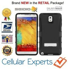 Seidio DILEX EXTENDED Battery Case (w Metal Kickstand) for Samsung Galaxy Note 3