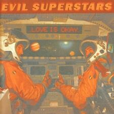 EVIL SUPERSTARS - LOVE IS OKAY  CD NEU