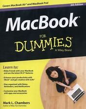 MacBook For Dummies, Chambers, Mark L., Good Condition, Book
