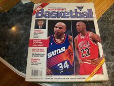 national sports review's HUBIE BROWN'S PRO BASKETBALL 1993/94 (jordan & barkley)