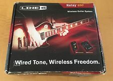 Line 6 Relay G50 Digital Wireless Guitar System For Guitar or Bass