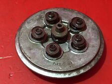 GSXR 400 GK71 GK71B CLUTCH PRESSURE PLATE AND SPRINGS 1984 1985
