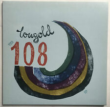 LOWGOLD - THE 108 EP * 10 INCH VINYL * FREE P&P UK * NUDE RECORDINGS NUD50T *