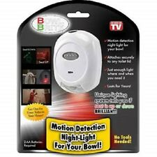 Bowl Brite Toilet Light, As Seen on TV Motion Detecting Light for the Bathroom