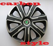 "14"" Skoda Fabia ,etc...Wheel Trims / Covers, Hub Caps,Quantity 4"