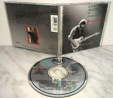 CD GRAHAM PARKER - LIVE! ALONE IN AMERICA