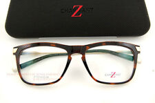 Brand New CHARMANT Eyeglasses Frames Z-Titanium ZT 11785 DA HAVANA for Men