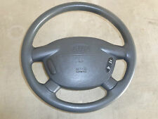 Steering Wheel with Air Bag & Cruise Buttons 02 Kia Sedona LX Gold Van 5 Dr OEM