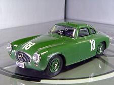 Mercedes S 300 SL 1952 Coupe GP Bern K.Kling green 7211 1/43 Bang  made  Italy