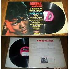 DIONNE WARWICK - A House Is Not A Home LP French Press BIEM Soul 1964