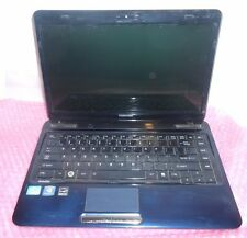Toshiba L745 Laptop With Core i3-2310M 2.1GHz CPU With 4GB Memory RAM - No HDD