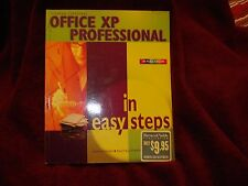 Office Xp Professional by Stephen Copestake  Easy Steps Illustrated 2003, PB