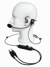 NEW UFQ in-ear type aviation headset UFQ L-1 Super Light Weight - Quiet as ANR!