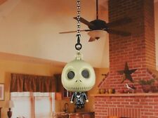 Jack Skellington Nightmare Before Xmas Ceiling Fan Pull Light Lamp Chain A640