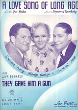 "THEY GAVE HIM A GUN ""A Love Song Of Long Ago"" Spencer Tracy Franchot Tone"