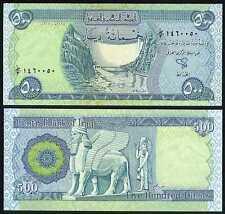 New Iraqi Dinar UNC 100 x 500 Genuine Iraq Banknotes in a lot/pack/bundle! (IQD)