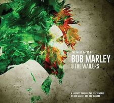 MANY FACES OF BOB MARLEY & THE WAILERS 3 CD NEU