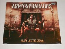 ARMY OF THE PHAROAHS  Heavy Lies The Crown  2LP SEALED