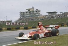 Clay Regazzoni Ferrari 312 B3 Brazilian Grand Prix 1975 Photograph