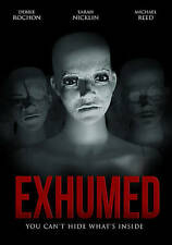 DVD : Exhumed ~ Debbie Rochon, Rare OOP Secploitation ( 2011 )