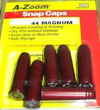 A-Zoom  Pachmayr Snap Caps, 44 Magnum, 6 pack, 16120